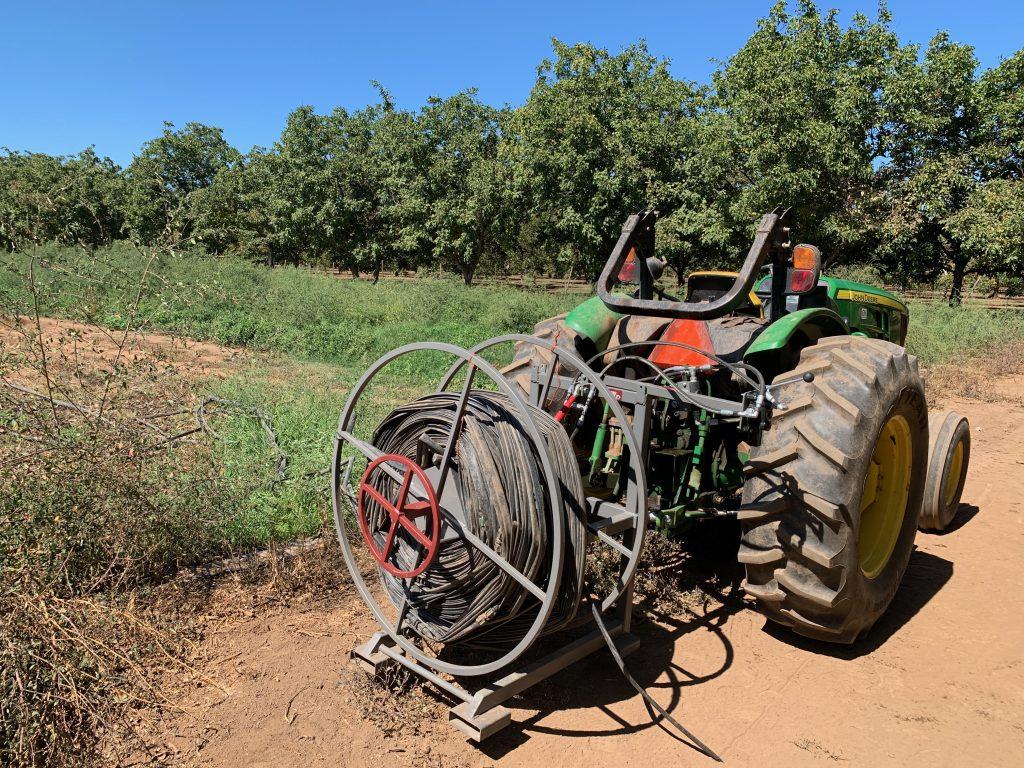 Irrigation Winder